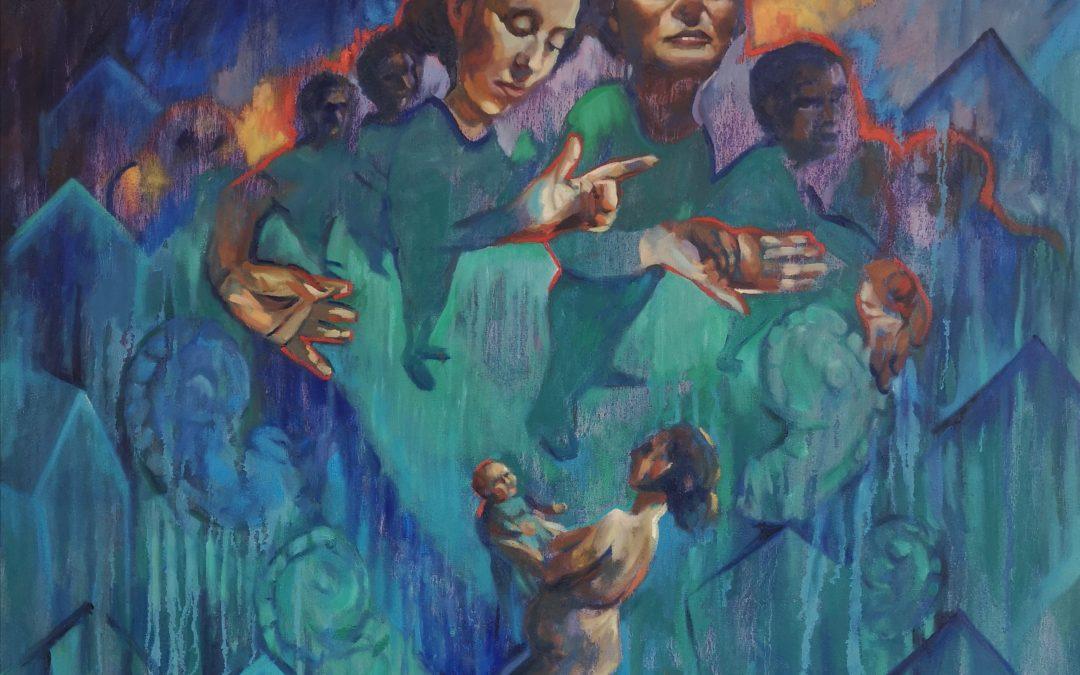 Week 10-11 – Building on paintings