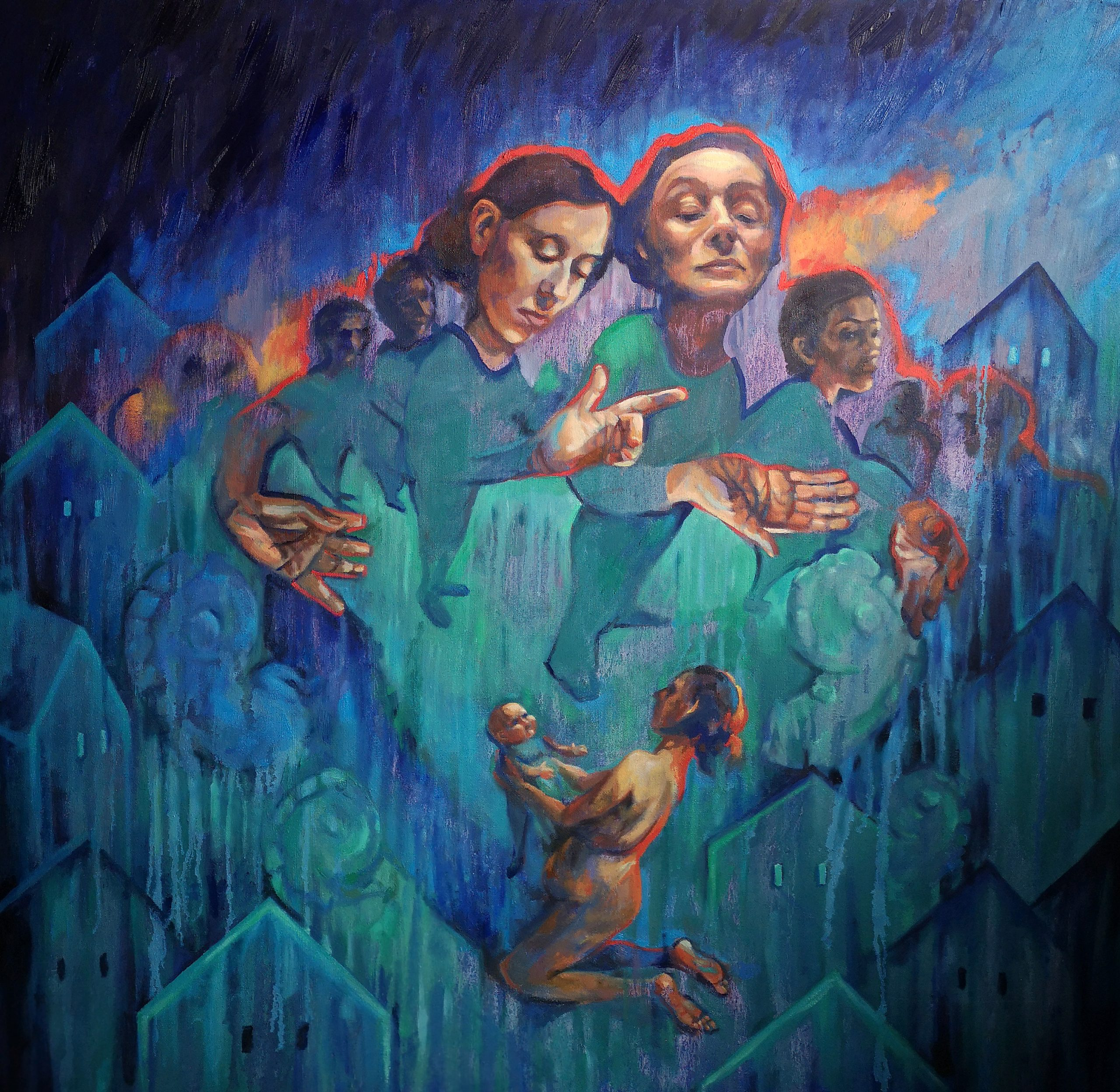 Mother-Angels